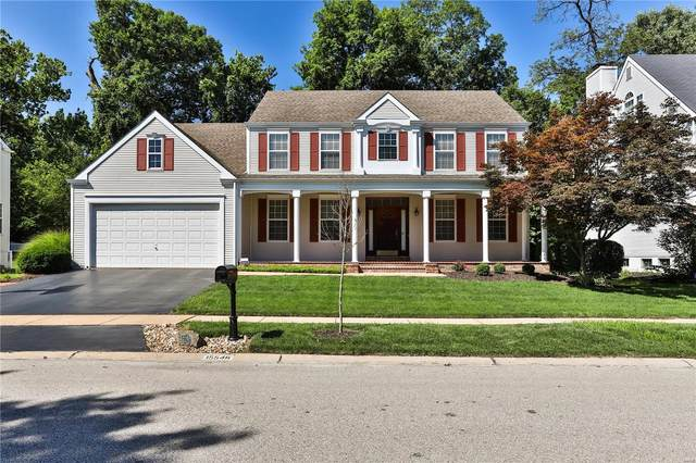 15546 Hitchcock Road, Chesterfield, MO 63017 (#20054571) :: Peter Lu Team