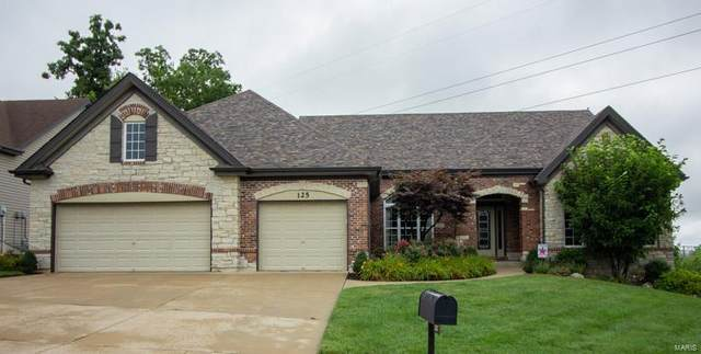 125 Heritage, Saint Charles, MO 63303 (#20054580) :: St. Louis Finest Homes Realty Group