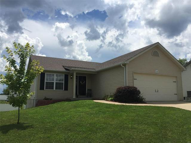 2282 Anthony Steven Ct, Warrenton, MO 63383 (#20054588) :: The Becky O'Neill Power Home Selling Team