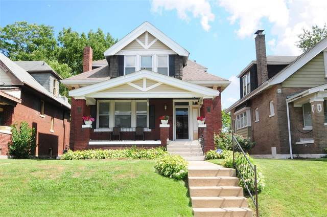 4508 Harris Avenue, St Louis, MO 63115 (#20054593) :: The Becky O'Neill Power Home Selling Team