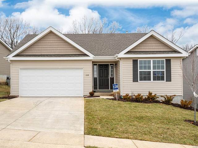 841 Bluff Brook Drive, O'Fallon, MO 63366 (#20054608) :: The Becky O'Neill Power Home Selling Team