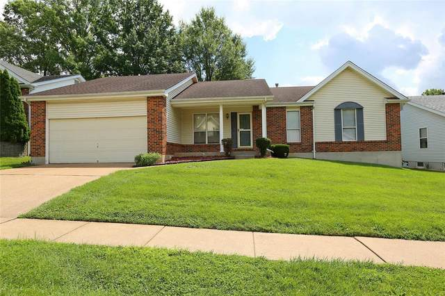5816 Morning Field Place, St Louis, MO 63128 (#20054610) :: The Becky O'Neill Power Home Selling Team