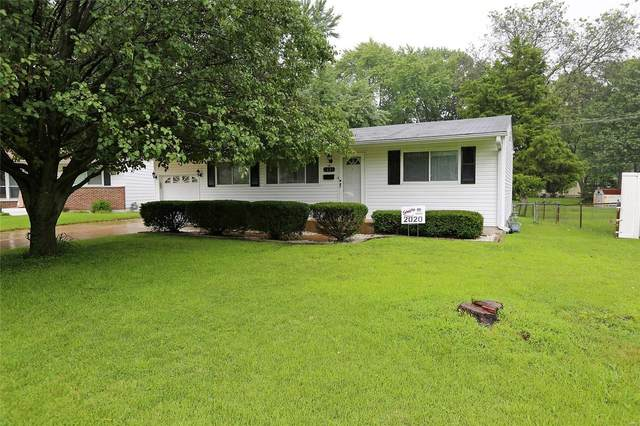 1235 Bellarmine Lane, Florissant, MO 63031 (#20054615) :: The Becky O'Neill Power Home Selling Team