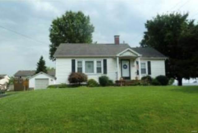 702 3rd Street, Highland, IL 62249 (#20054626) :: Parson Realty Group
