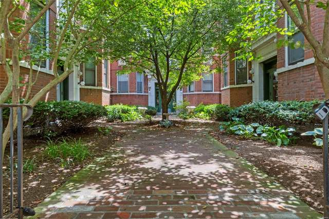 378 N Taylor Avenue 3E, St Louis, MO 63108 (#20054630) :: The Becky O'Neill Power Home Selling Team