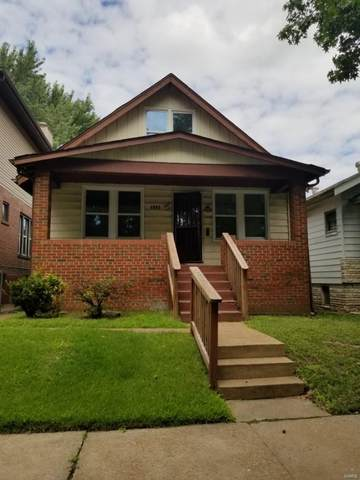 4885 Anderson Avenue, St Louis, MO 63115 (#20054637) :: The Becky O'Neill Power Home Selling Team