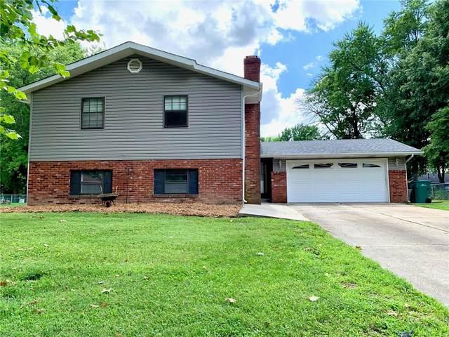 313 Edna, O'Fallon, IL 62269 (#20054660) :: Tarrant & Harman Real Estate and Auction Co.