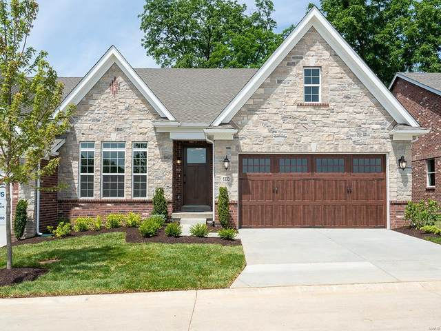 1413 Spring Snow Drive, Frontenac, MO 63131 (#20054667) :: Matt Smith Real Estate Group