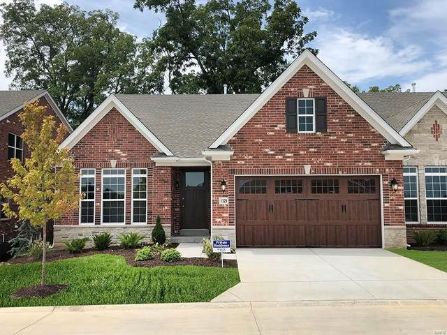 1409 Spring Snow Drive, Frontenac, MO 63131 (#20054672) :: Matt Smith Real Estate Group