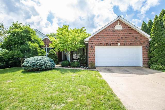 4855 Greenburg Drive, Saint Peters, MO 63304 (#20054684) :: RE/MAX Vision