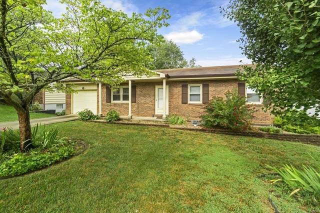 211 S Forester Drive, Cape Girardeau, MO 63701 (#20054700) :: Walker Real Estate Team