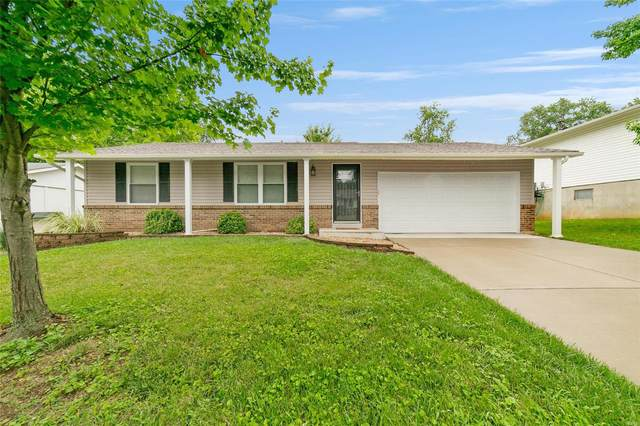 11 Creekside, Saint Peters, MO 63376 (#20054707) :: RE/MAX Professional Realty