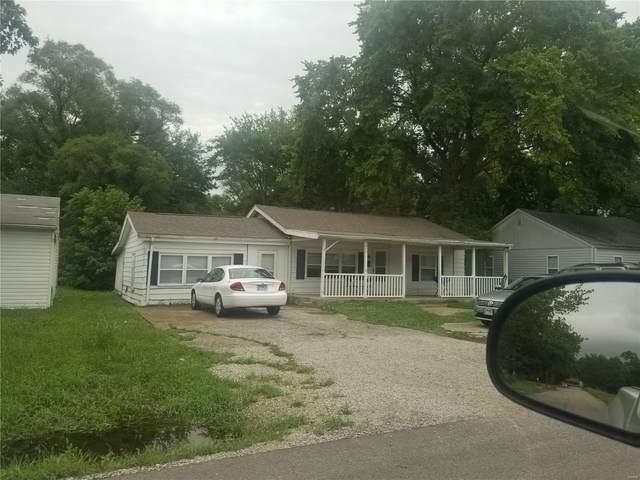 815 Sparks Avenue, Cahokia, IL 62206 (#20054718) :: Clarity Street Realty