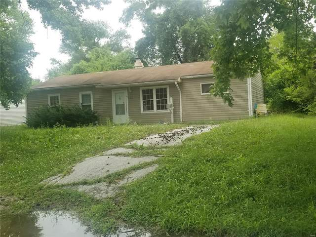 22 Westwood, Cahokia, IL 62206 (#20054724) :: Clarity Street Realty