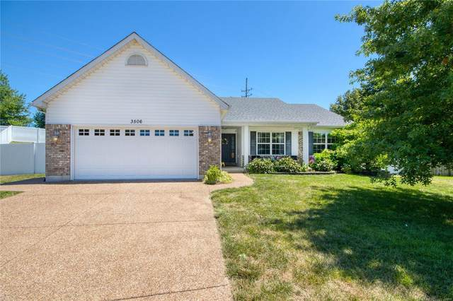 3506 Bedford Falls Court, Wentzville, MO 63385 (#20054728) :: The Becky O'Neill Power Home Selling Team