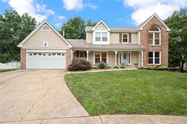 6 Wagonspring Court, Saint Charles, MO 63303 (#20054754) :: The Becky O'Neill Power Home Selling Team