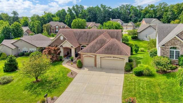 124 Heritage Station, Saint Charles, MO 63303 (#20054781) :: The Becky O'Neill Power Home Selling Team