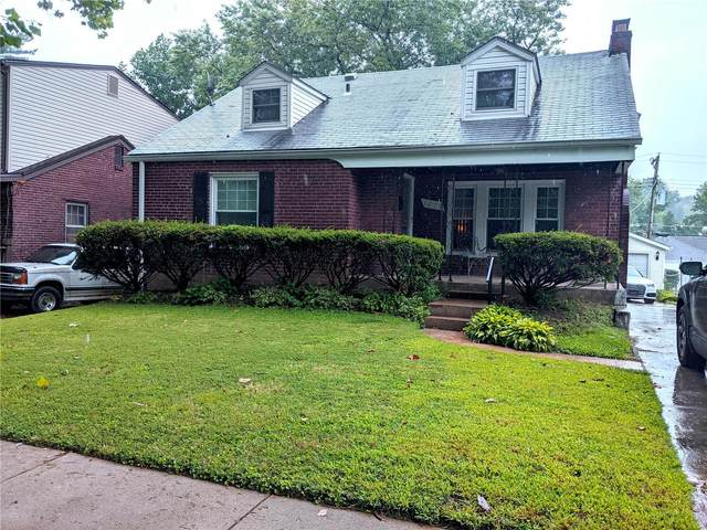 1050 Melvin Avenue, St Louis, MO 63137 (#20054789) :: Parson Realty Group