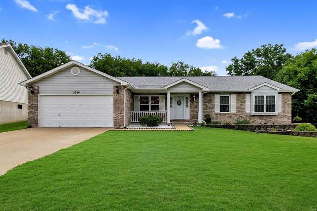 5324 Doe Run Drive, Imperial, MO 63052 (#20054865) :: The Becky O'Neill Power Home Selling Team