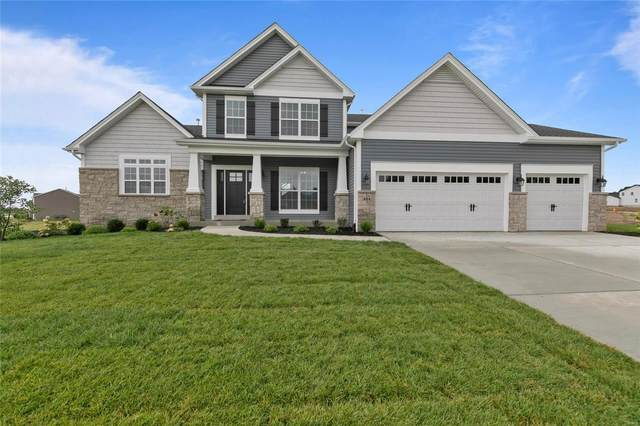 204 Castle Stuart Court, Dardenne Prairie, MO 63368 (#20054877) :: The Becky O'Neill Power Home Selling Team