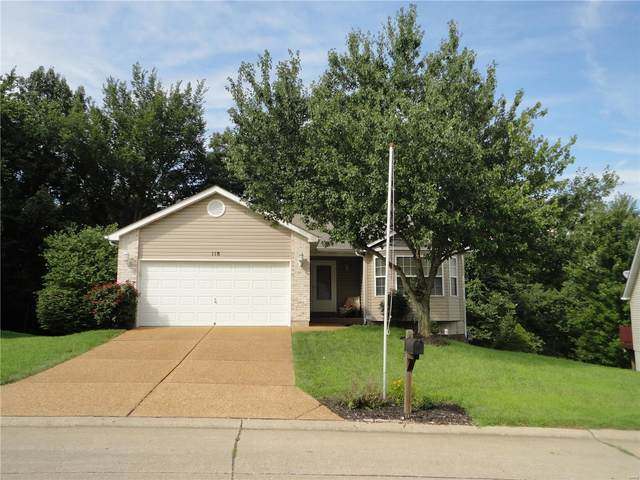118 Riverport Drive, Crystal City, MO 63019 (#20054889) :: Parson Realty Group