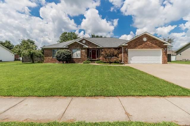 1302 Magnolia Drive, MARION, IL 62959 (#20054893) :: Century 21 Advantage