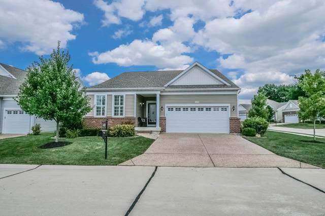 425 Redstart Drive, Lake St Louis, MO 63367 (#20054908) :: The Becky O'Neill Power Home Selling Team