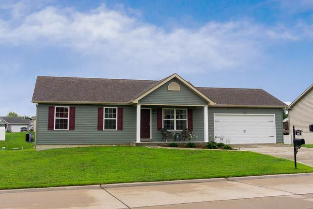 124 Winding Pine Lane, Winfield, MO 63389 (#20054920) :: The Becky O'Neill Power Home Selling Team