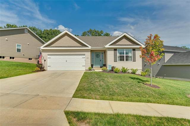 1114 Timber Creek Lane, Imperial, MO 63052 (#20054924) :: The Becky O'Neill Power Home Selling Team