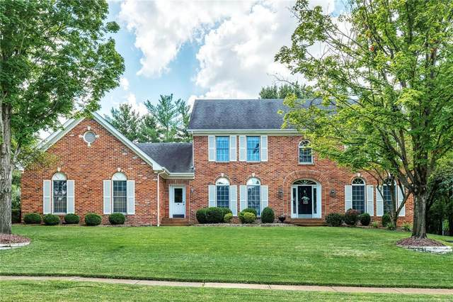 16064 Wilson Manor Drive, Chesterfield, MO 63005 (#20054926) :: St. Louis Finest Homes Realty Group