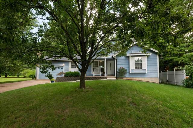 2967 Willow Creek Estates, Florissant, MO 63031 (#20054928) :: The Becky O'Neill Power Home Selling Team