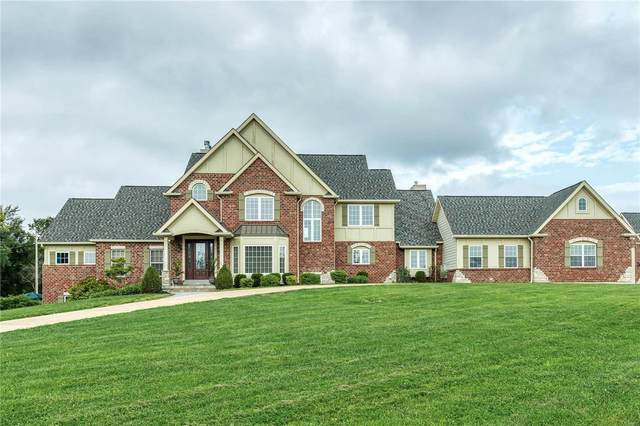 17411 W Bridle Trail, Glencoe, MO 63038 (#20054931) :: Parson Realty Group