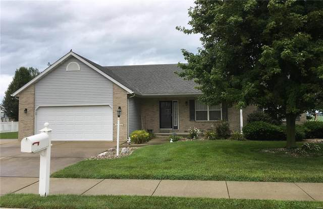 75 Whistling Straits Drive, Highland, IL 62249 (#20054932) :: Parson Realty Group