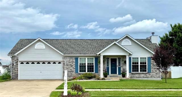 1122 Sunny Ridge, O'Fallon, MO 63366 (#20054939) :: The Becky O'Neill Power Home Selling Team
