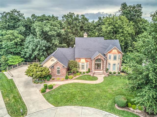 516 Woodmere Crossing, Saint Charles, MO 63303 (#20054940) :: Matt Smith Real Estate Group