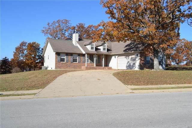 103 Ridgeview, Saint Robert, MO 65584 (#20054949) :: Walker Real Estate Team