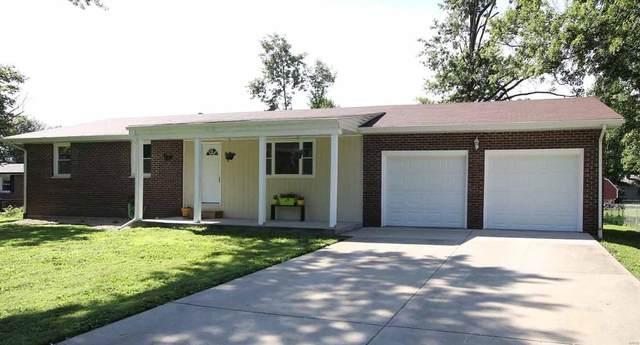 718 E John Street, BUNKER HILL, IL 62014 (#20054967) :: Tarrant & Harman Real Estate and Auction Co.