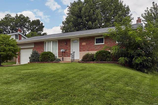 9521 Sontag Lane, St Louis, MO 63123 (#20054973) :: The Becky O'Neill Power Home Selling Team
