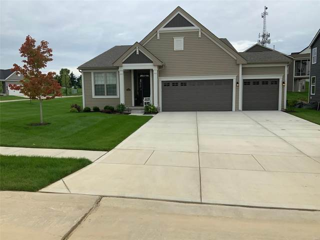 1050 Sandfort  Farm Drive, Saint Charles, MO 63301 (#20054978) :: The Becky O'Neill Power Home Selling Team