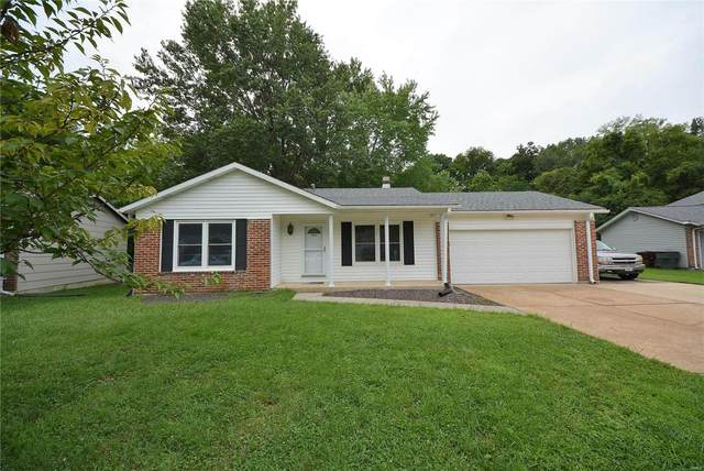 321 Lemonwood Drive, Saint Peters, MO 63376 (#20054988) :: RE/MAX Vision