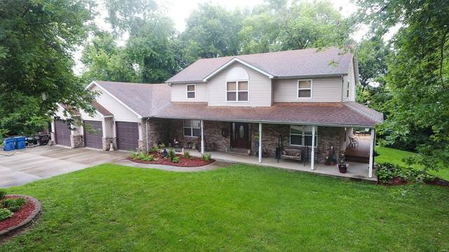 711 Graham Lane, Collinsville, IL 62234 (#20055006) :: Parson Realty Group
