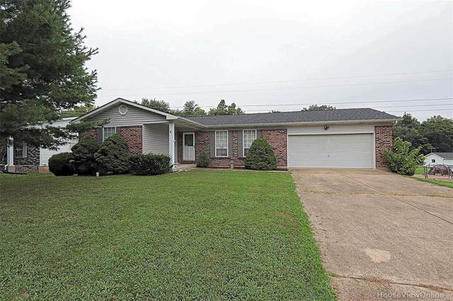 325 Kenwood, Farmington, MO 63640 (#20055020) :: The Becky O'Neill Power Home Selling Team
