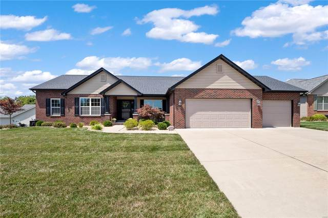 5111 Wesleyan Drive, O'Fallon, IL 62269 (#20055038) :: St. Louis Finest Homes Realty Group