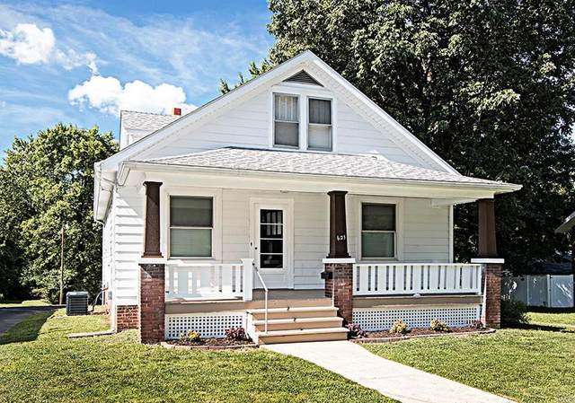 621 N Kansas Street, Edwardsville, IL 62025 (#20055043) :: Parson Realty Group