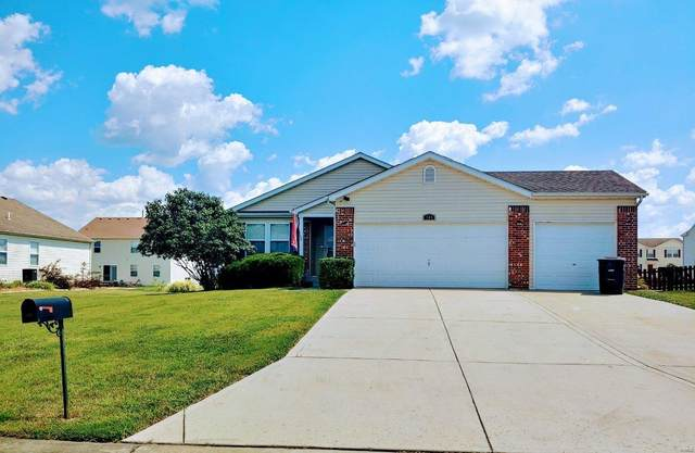 130 Mill Stone, Moscow Mills, MO 63362 (#20055044) :: Parson Realty Group