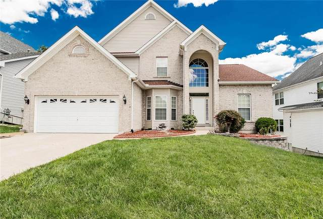 2220 Ameling Manor, Maryland Heights, MO 63043 (#20055047) :: The Becky O'Neill Power Home Selling Team