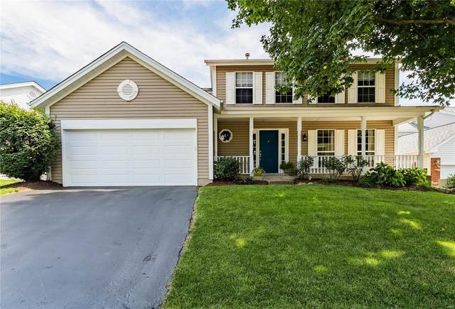 2112 Riding Spur Drive, Maryland Heights, MO 63146 (#20055049) :: Parson Realty Group