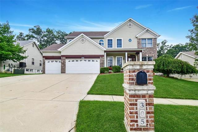 305 Cimarron Valley, Wentzville, MO 63385 (#20055058) :: Matt Smith Real Estate Group