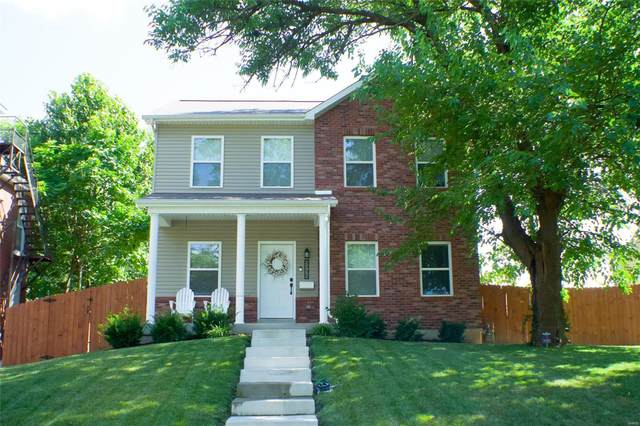 5734 Cates Avenue, St Louis, MO 63112 (#20055059) :: The Becky O'Neill Power Home Selling Team