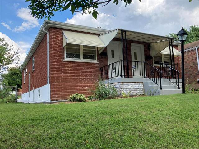 3384 Tedmar Avenue, St Louis, MO 63139 (#20055090) :: Tarrant & Harman Real Estate and Auction Co.